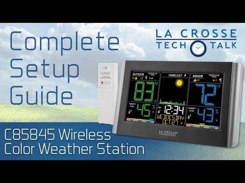 C85845 Compete Setup Guide
