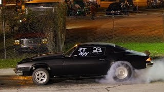 Showtime Dragstrip Wednesday Night Test & Tune 12/10/2014