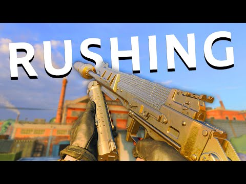 Bullfrog Rushing! Black Ops Cold War Search and Destroy