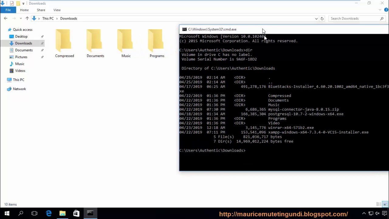 How To Open Command Prompt In Current Folder Or Directory On Windows 10