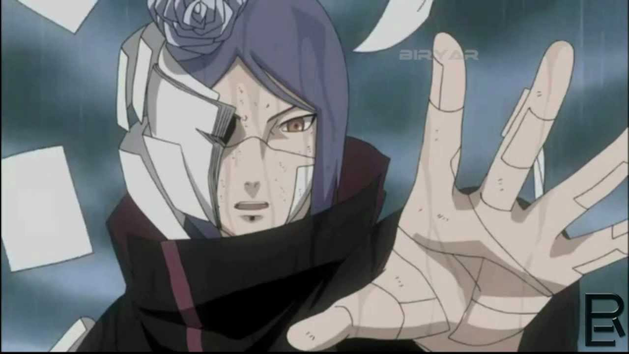 Konan VS Madara - AMV - Biryar [HD] - YouTube