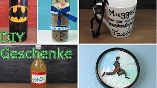 DIY GESCHENKE für Männer | Weihnachtsgeschenke selber machen [für den Freund, Papa..] Türchen #11