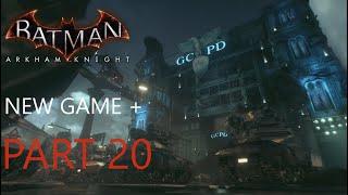Batman: Arkham Knight - Part 20 - Assault on GCPD & Last Militia Missions