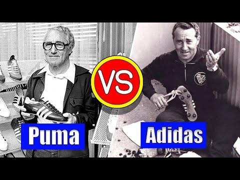 Тайна фирмы Puma и Adidas | Война братьев Дасслер