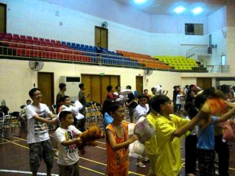 Dân vũ: múa gối