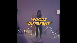 "Cover images WOODZ (조승연/Seungyoun) - ""Different"" Live Stage"