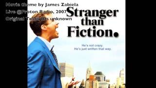James Zabiela - Stranger Than Fiction