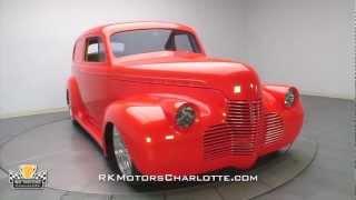 132910 / 1940 Chevrolet Sedan Delivery