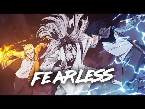 Naruto \u0026 Sasuke Vs Momoshiki (AMV) - Fearless