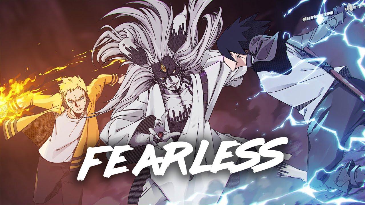 Download Naruto & Sasuke vs Momoshiki (AMV) - Fearless