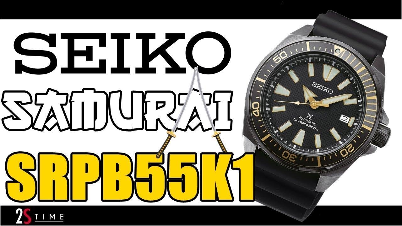 Orange Samurai Launch Edition! | Seiko Prospex 200m Automatic .