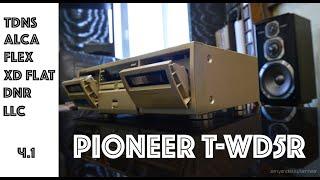 Pioneer T-WD5R - Цифровой титан - ч.1