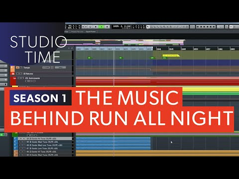 Episode 10: The Music Behind Run All Night - Studio Time with Junkie XL