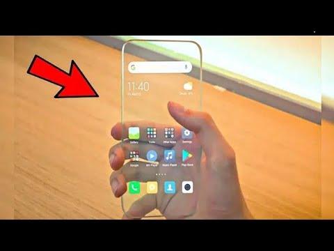5 Most Amazing Future Mobile phones