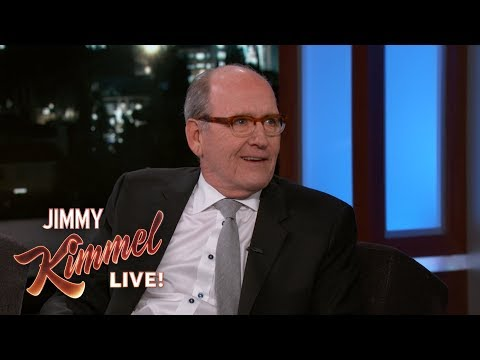 Richard Jenkins on Oscar Nominated Film The Shape of Water