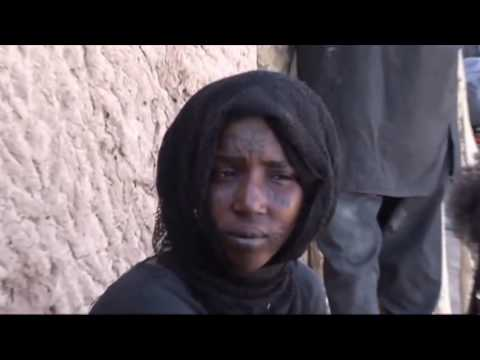 Africa tribes Primitive tribes: Fulani Men and Women Daily Life without Mesothelioma Cance