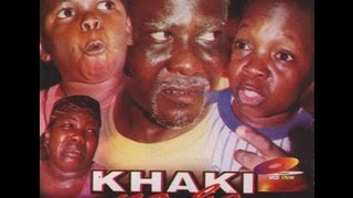KHAKI NO BE LEATHER PART 1-  Nigerian Nollywood movie