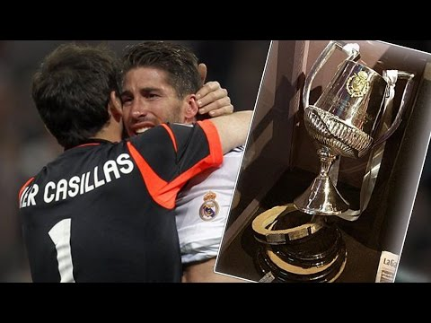 """Vào ngày này  20.4  Sergio Ramos """"đánh rơi"""" danh hiệu sau 18 năm"""