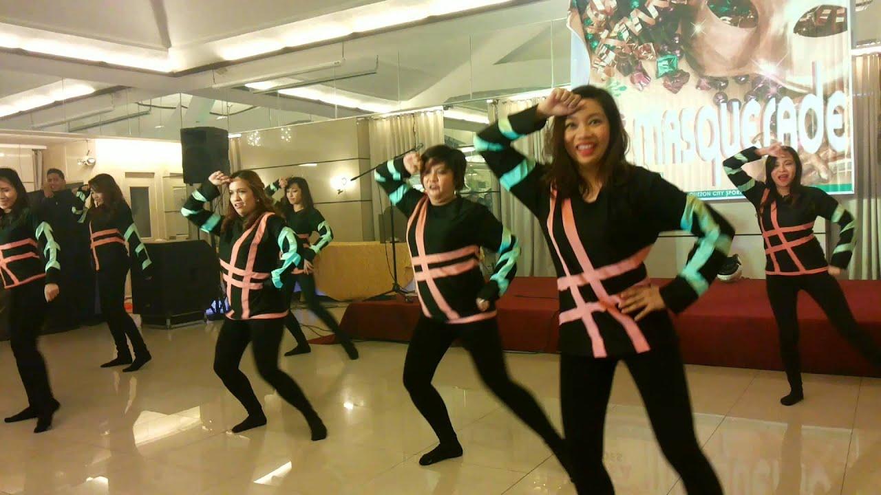 BDO Timog area xmas party 2014 - YouTube
