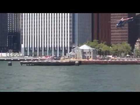 Manhattan Helicopter-port