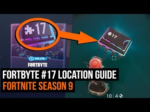 Fortbyte #17 location