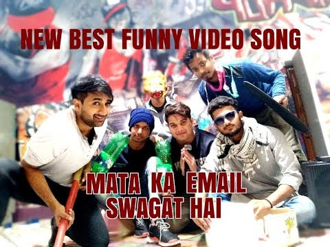 NEW BEST FUNNY VIDEO SONG 2018 /Mata Ka Email