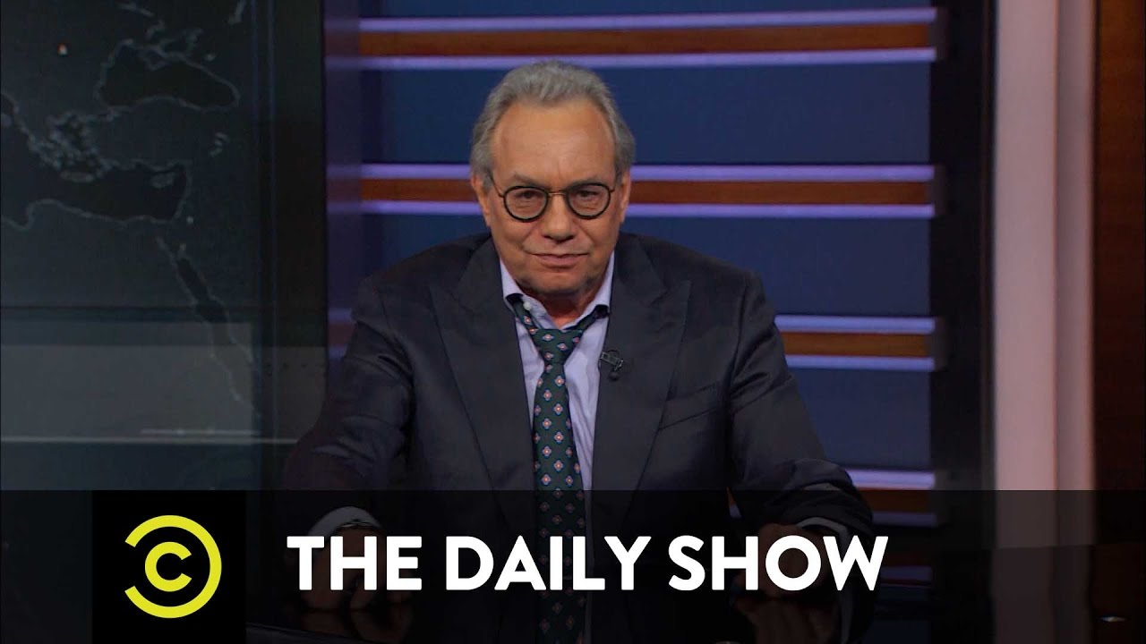 Back in Black – The Trump Inauguration's No-Star Lineup The Daily Show