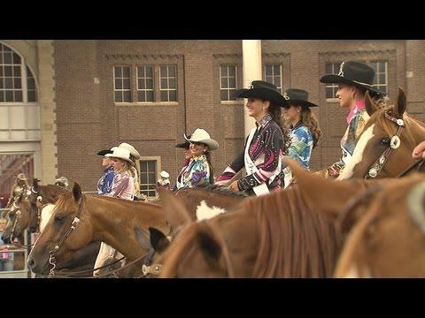 Cowgirl Queen Contest Iowa State Fair 2012 Youtube
