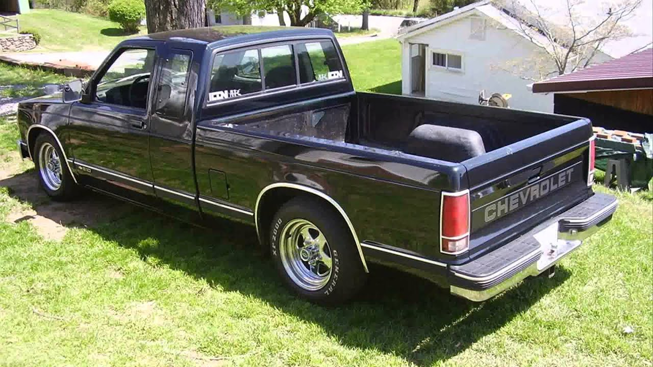 1993 chevrolet s10 youtube publicscrutiny Choice Image