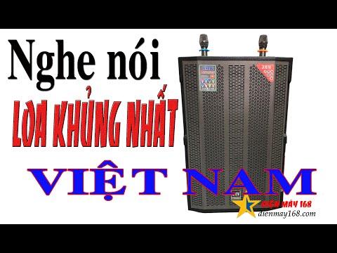 Loa Kéo Công Suất Lớn 1000w JMW J8000s Bass 5 Tấc Và 2 Loa Trung, 2 Loa Treble -điện Máy 168