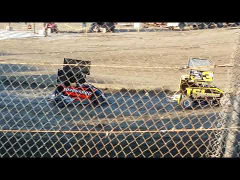 Lemoore Raceway 6/2/18 Jr Sprint Heat 2