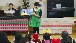 英語でリトミック 園児さんクラスのブックタイムの様子です 英語絵本はT...