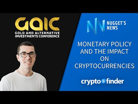 Quantitative Easing & Cryptocurrency: Nuggets News presentation at GAIC 2019