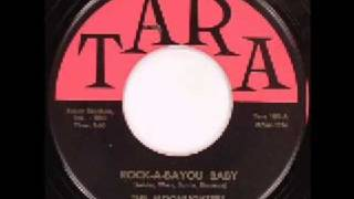 The Moonlighters - Rock-A-Bayou Baby