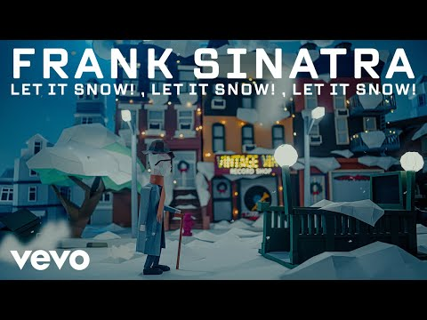 Frank Sinatra – Let It Snow! Let It Snow! Let It Snow! (Official Music Video)