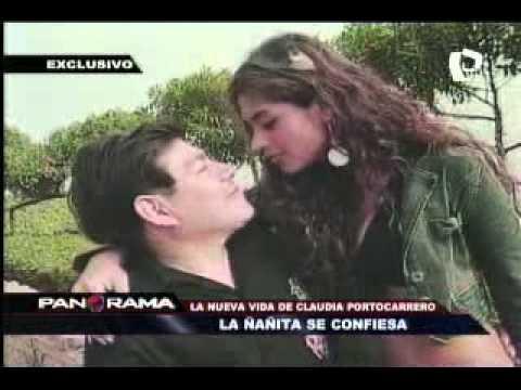 Claudia Portocarrero: la ñañita se confiesa