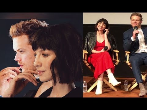 Sam Heughan & Caitriona Balfe ed at Outlander on FYC Event in Hollywood