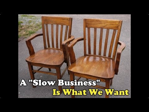 "Scavenger Life Episode 235: A ""Slow Business"" Is What We Want"