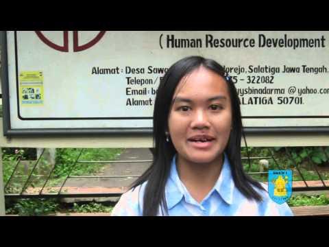 SMAN1 Salatiga - Student Exchange Program 2015