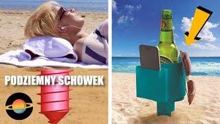 10 najlepszych praktycznych gadżetów na plażę
