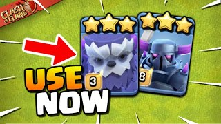 Yeti Smash is Amazing! How to Yeti Smash - Best TH13 Attack Strategy (Clash of Clans)