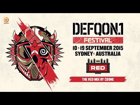 Defqon.1 Australia 2015 | RED mix by Coone