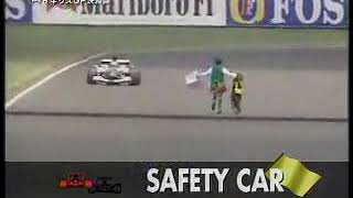 F1 2003年 第11戦 イギリスGP ニール・ホラン乱入事件