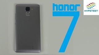 Honor 7 test français - Hypetest - HD