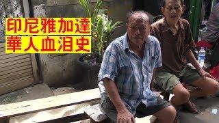 印尼雅加达,红溪河大屠杀,一段华人的血泪史!