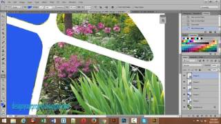 Photoshop bangla tutorial | how to use clipping mask