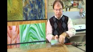 How to Cut Glass Strips