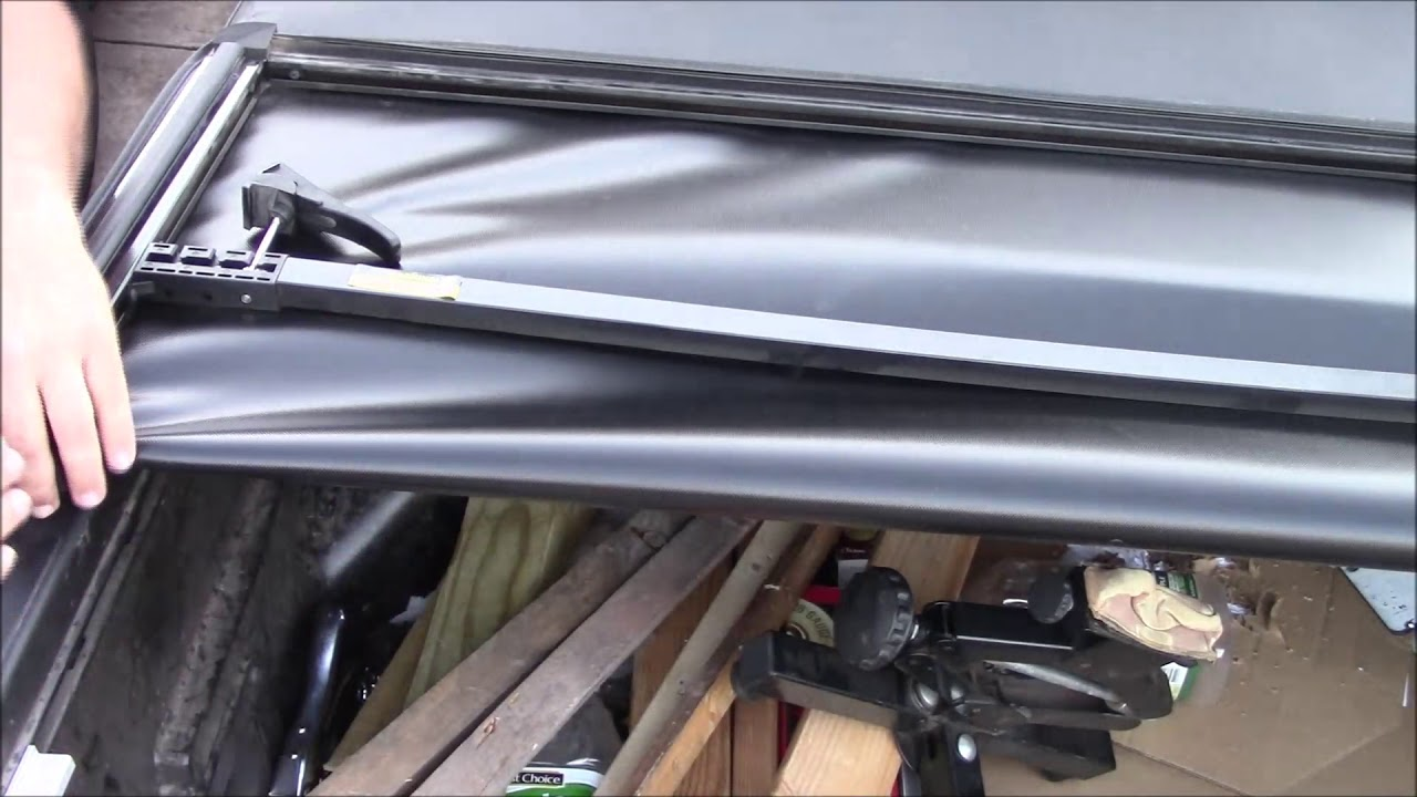 10 Month Update On The Tyger Auto Tg Bc3t1530 Trifold Bed Cover For Tacoma Pickup Youtube