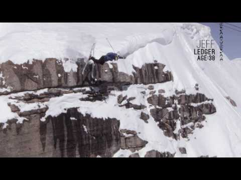 TGR Athletes Send it Into Corbet's Couloir - TGR's Top 21 Moments (17/21)