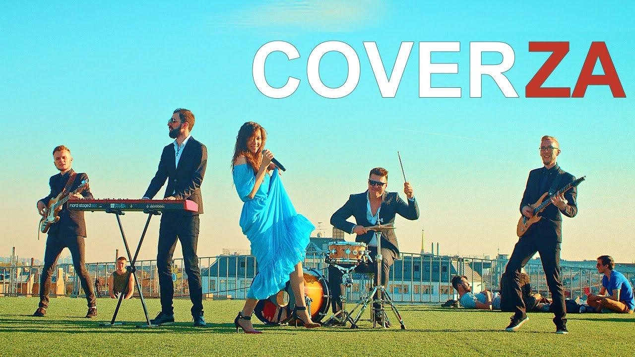 Кавер группа CoverZa - музыка крыш! СПб promo 2016